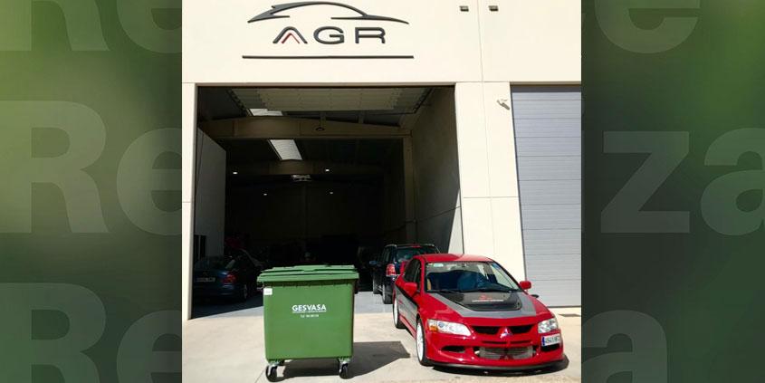 Gesvasa foto nuevo cliente automoción AGR