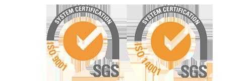 Seguro ISO SGS